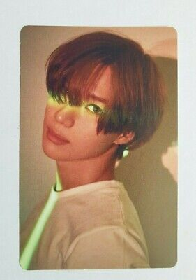 """K-POP SHINEE Taemin Official Limited Photocard / Official 2nd Concert """"WANT"""""""