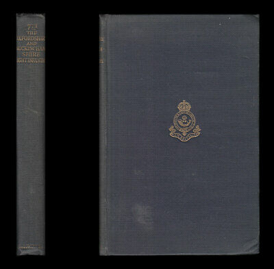 Memorial Record 7th SERVICE BATTALION Ox & Bucks Light Infantry 1915-18 SALONICA