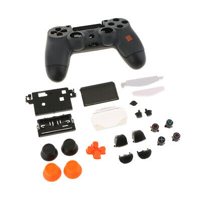 Full Shell Kit Repair Part Cover Case Button Set for Sony PS4 Pro Controller