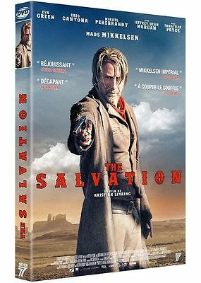 DVD The Salvation neuf sous cello