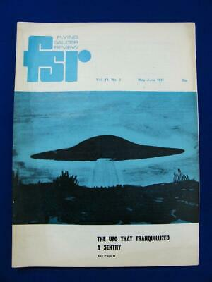 Flying Saucer Review - 1973 Volume 19 No.3