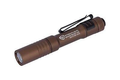 Streamlight 66608 Microstream Rechargeable USB LED 250 Lumen Flashlight, Tan