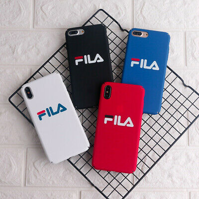 coque iphone xr fila noir