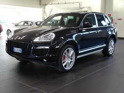 Porsche cayenne 4.8 turbo full con gancio traino