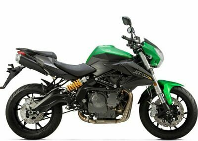 BENELLI BN benelli bn 6ooi naked