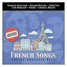 Greatest Hits - French Songs von Varios | CD | Zustand sehr gut