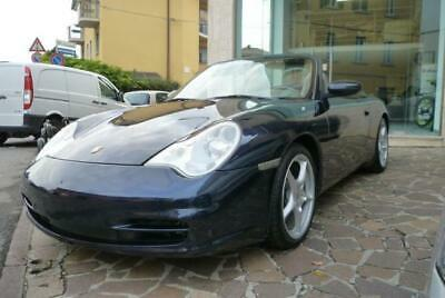 Porsche 996 Carrera Cabrio Hard Top Perfetta 1 Proprietario