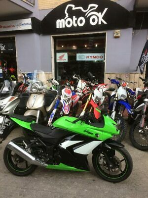 Kawasaki ninja 250 r limited edition