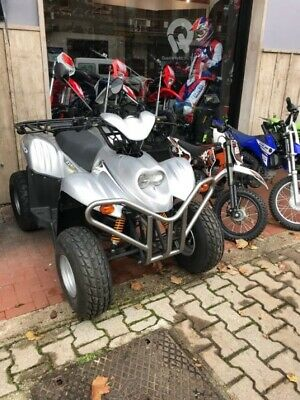 PGO Big Max 50 pgo quad 50 xl-rider