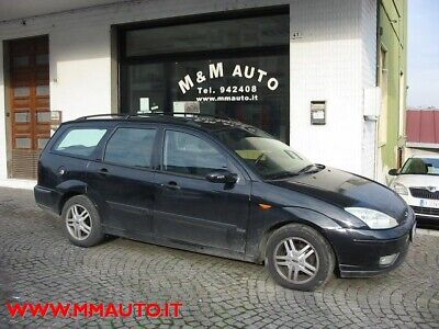 FORD Focus 1.8 TDCi (115CV) cat SW Zetec