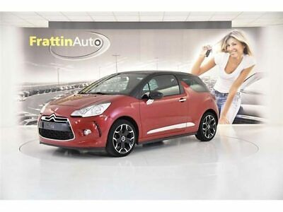 DS DS 3 DS3 1.6 e-HDI 90CV SO CHIC