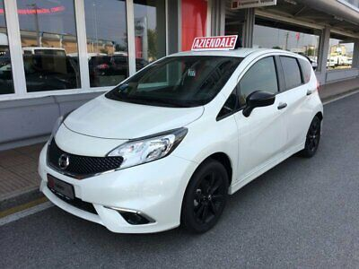 Nissan Note 1.5 dCi Black Edition