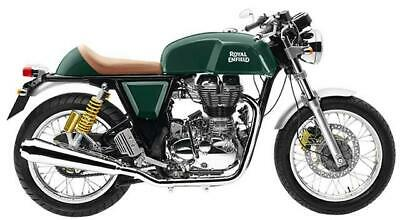 Royal enfield continental gt 535 verde