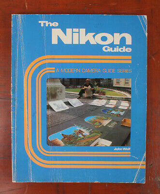 Book: The Nikon Guide, Wolf, 1978/168856