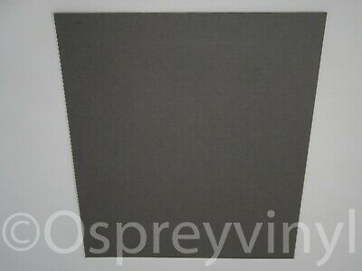 "#32 3x Slip-In Mount Graphite Grey/Gold 8x10"" Photo Presentation Linnen Embossed"