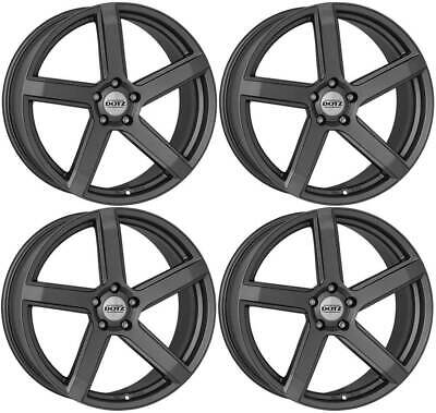 4 Dotz CP5 wheels 7.0Jx17 4x100 for RENAULT Clio Grand Scenic Megane Scenic Wind