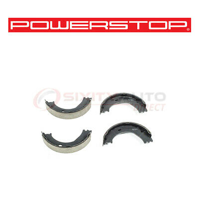 Centric Rear PB Parking Brake Shoes 1 Set For 1990 BMW 325i