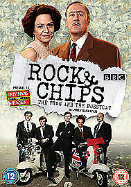 Rock & Chips - The Frog And The Pussycat [DVD], New, DVD, FREE & Fast Delivery