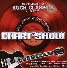 Die Ultimative Chartshow-Rock Classics von Various | CD | Zustand gut