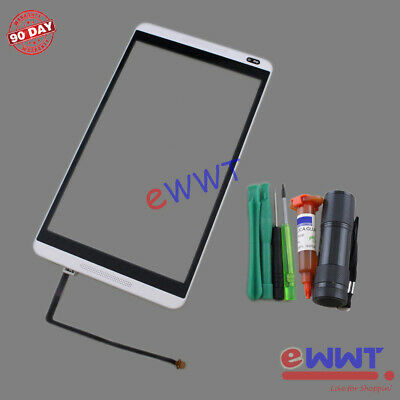 for Huawei Honor Note 9.6 T1-A22L A21L 9.6 White Touch Screen Digitizer ZVLT767