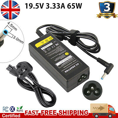 AC Adapter Laptop for HP Pavilion 15 Notebook PC 740015-003 Charger Supply 65W L