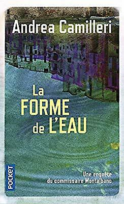 La Forme De LEau, Camilleri, Andrea, Used; Good Book