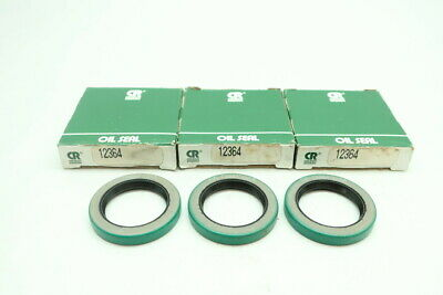 3x Cr Chicago Rawhide 6120 Oil Seal 5//8in X 7//8in X 3//16in