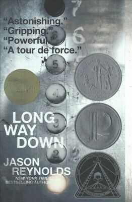 Long Way Down, Paperback by Reynolds, Jason, Like New Used, Free shipping in ...