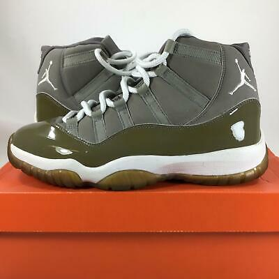 6eaae05d713 RARE 2001 OG SAMPLE Nike Air Jordan 11 Cool Grey 136046011 Size 9 ...