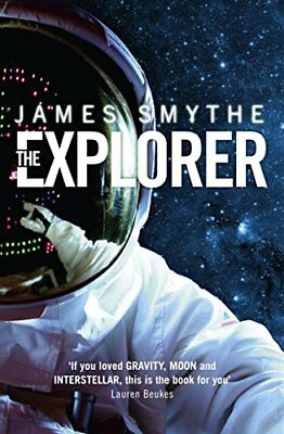 The Explorer by Smythe, James, NEW Book, (Paperback) FREE & Fast Delivery