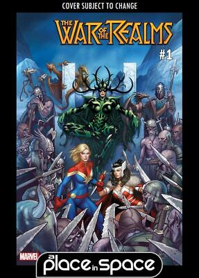 War Of The Realms #1M - Frank Cho Variant (Wk14)