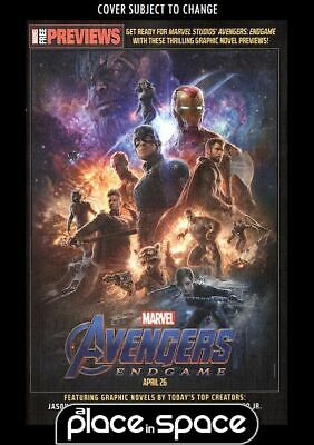 Marvel Previews: Avengers Engame (Savage Avengers / Thanos) (Wk14)