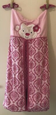 EUC Too Good by Jenny Pink Monkey DIAPER STACKER