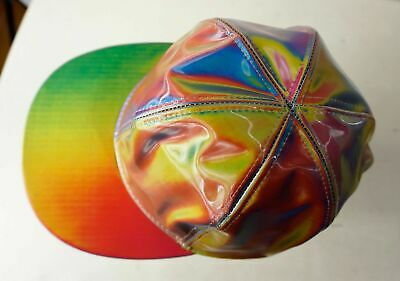 BACK TO THE FUTURE COLOR CHANGiNG HAT REPLiCA, Lenticular, Marty McFly