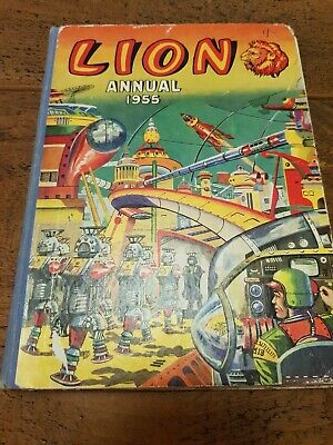 LION ANNUAL 1955 from Lion Comics