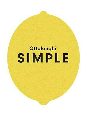 Ottolenghi SIMPLE by Yotam Ottolenghi Hardcover Book Free Shipping!