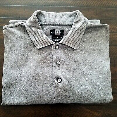 cd9a94f4f Men s Shirt Nike Golf Polo Large RN 56323 CA 05553 Gray - EXCELLENT Cond