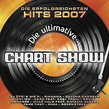 Die Ultimative Chartshow - Hits 2007 von Various Artists | CD | Zustand gut