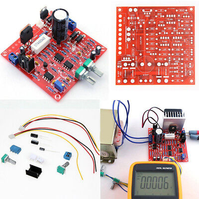 1pcs 0-30V 2mA-3A Continuously Adjustable DC Regulated Power Supply DIY Kit PCB