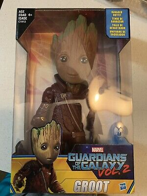 Marvel Guardians of The Galaxy Vol. 2 Baby Groot 10' Ravager Outfit