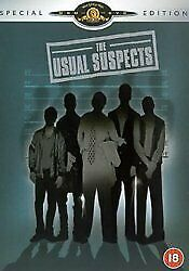 The Usual Suspects (2 Disc Special Edition) [DVD] [1995], , Used; Very Good DVD