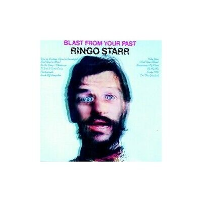 Ringo Starr - Blast From Your Past [IMPORT] - Ringo Starr CD V0VG The Fast Free