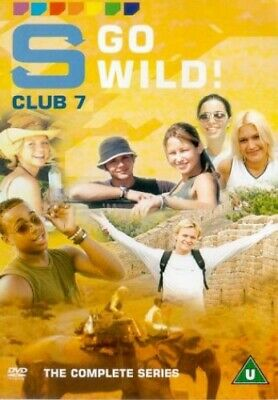 S Club 7: Go Wild - The Complete Series [DVD] [2000] -  CD 3BVG The Fast Free