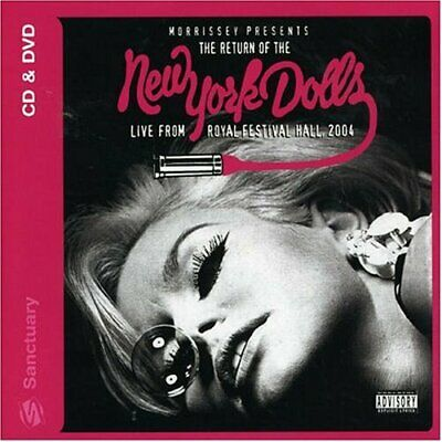 New York Dolls - Live From The Royal Festival Hall [... - New York Dolls CD LCVG
