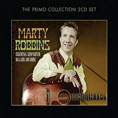 Marty Robbins - Essential Gunfighter Ballads And More - Marty Robbins CD EIVG