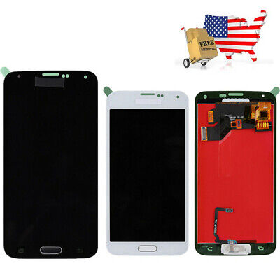 Full Screen Display LCD Touch Digitizer For Samsung Galaxy S5 G900A G900V G900F