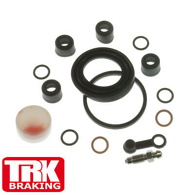 Brake Seals Front Caliper Repair Kit Kawasaki KH 400 1978
