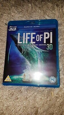 Life Of Pi.blu Ray.3D.