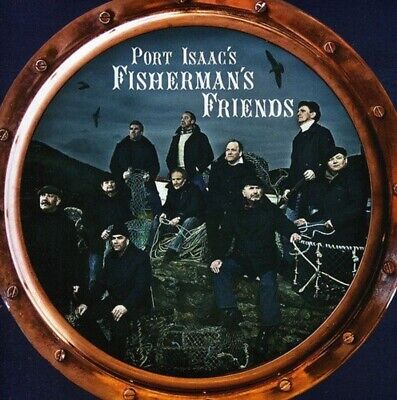 Port Isaac's Fisherman's Friends Special Edition CD New 2010