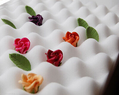 Foam Mats for Sugarcraft | 280 x 360 mm | Pack of 2 Fondant Flower Drying Mats